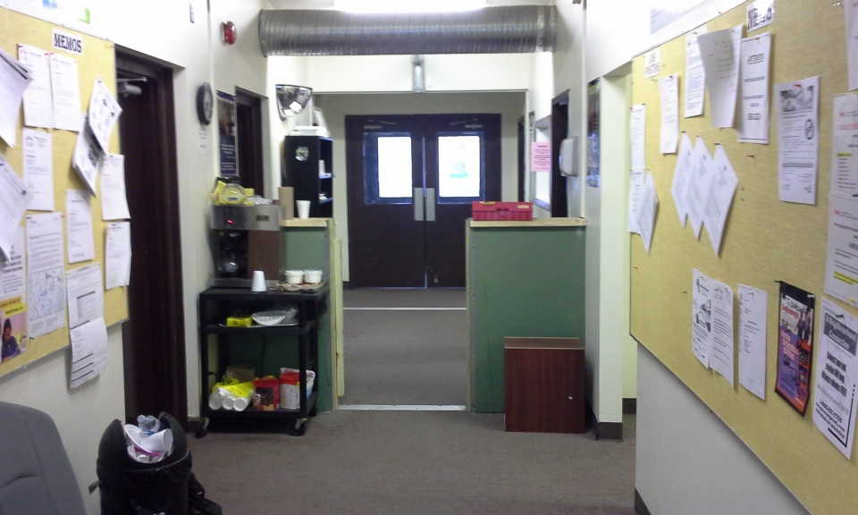 Band Office Foyer